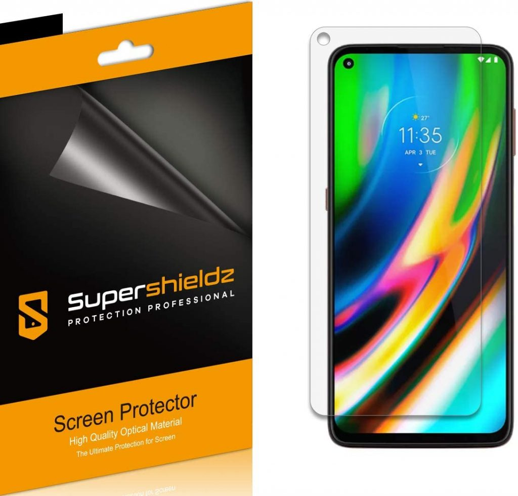 10 Best Screen Protectors For Motorola Moto G9 Plus