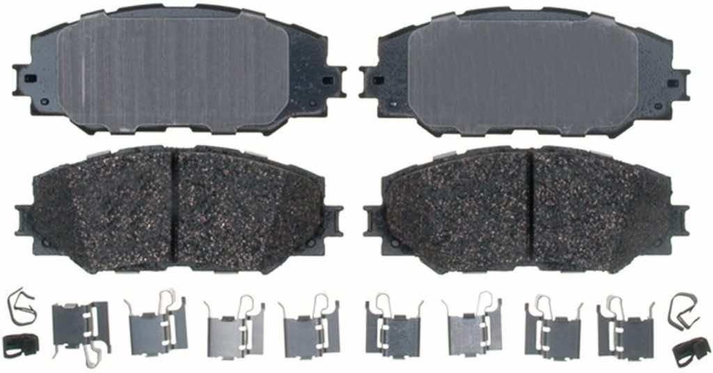 10 Best Brake Pads for Toyota Corolla