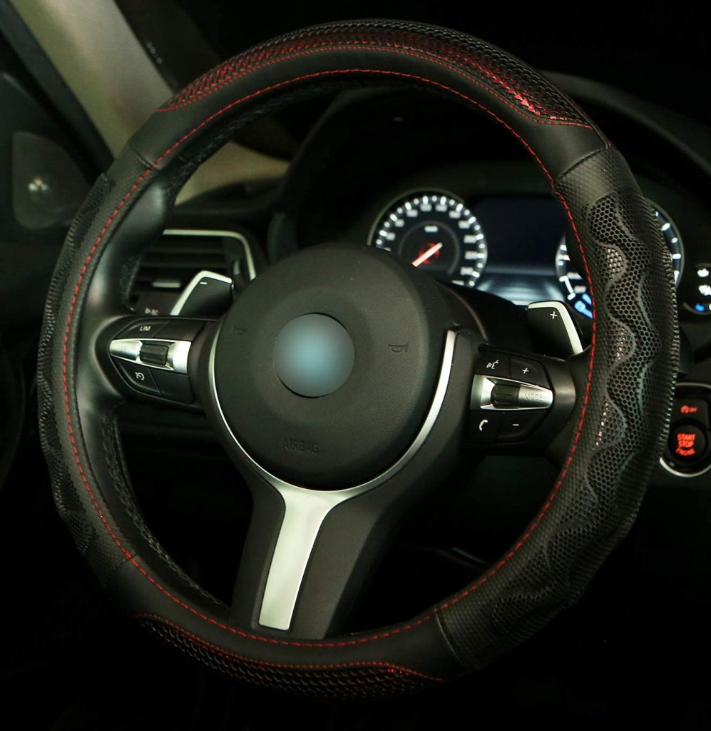 10 Best Steering Wheel Covers for Toyota Corolla