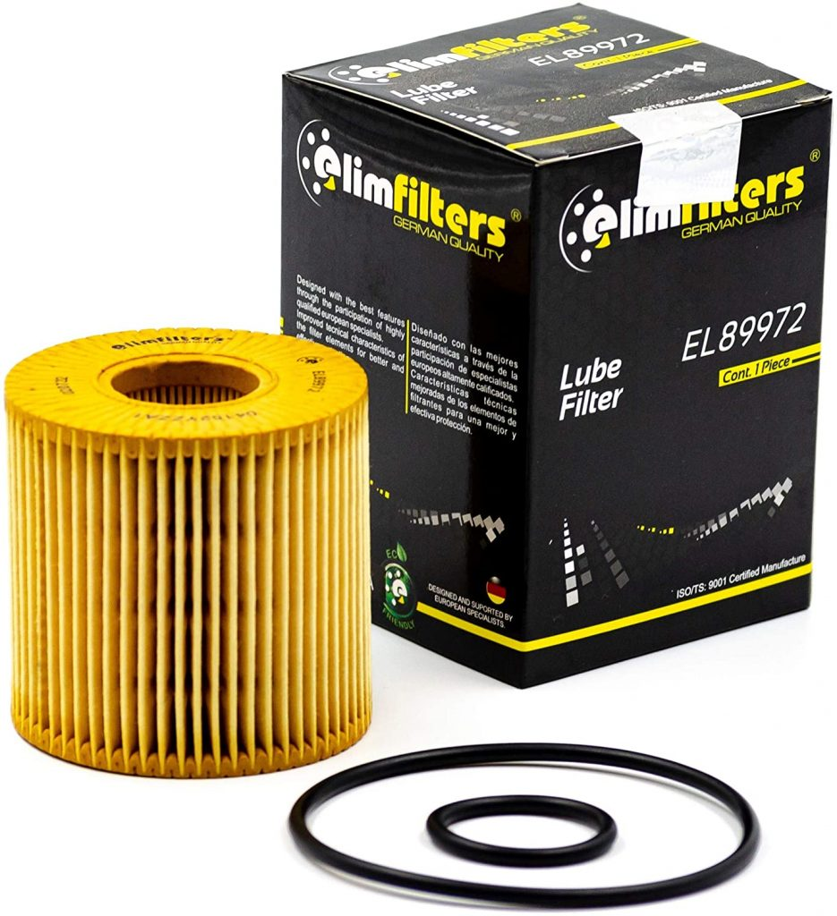 10 Best Oil Filters For Toyota Camry