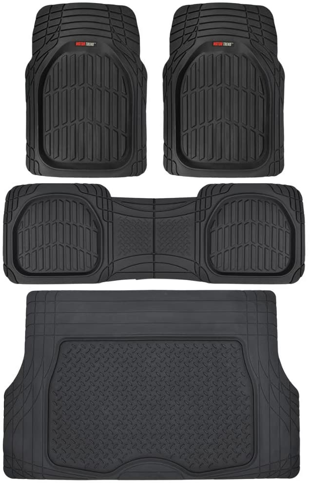10 best rubber car mats for Toyota Camry