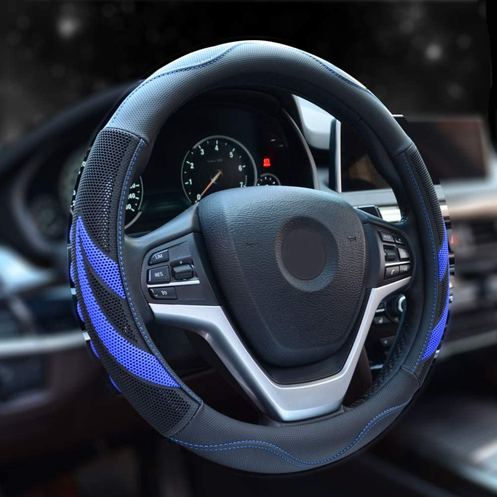 10 Best Steering Wheel Covers For Toyota Camry