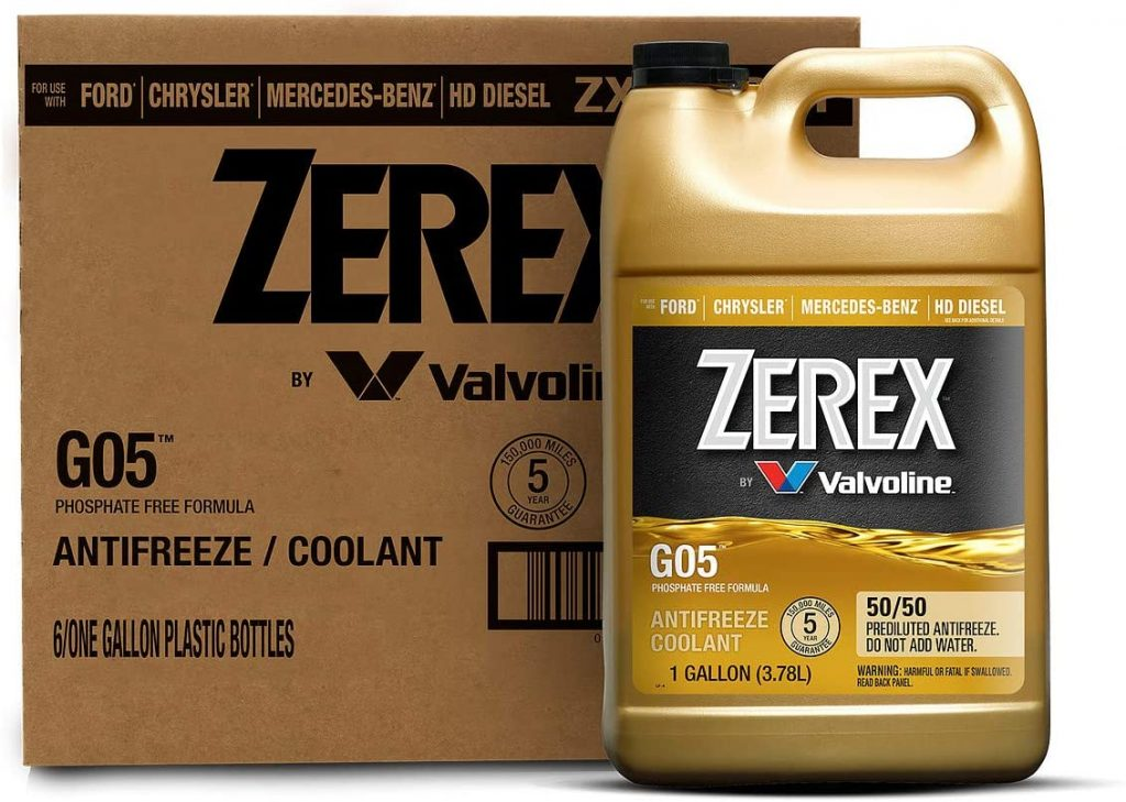 10 Best AntiFreeze Coolants For Honda Accord