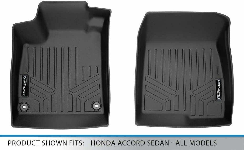 10 Best Floor Liners For Honda Accord