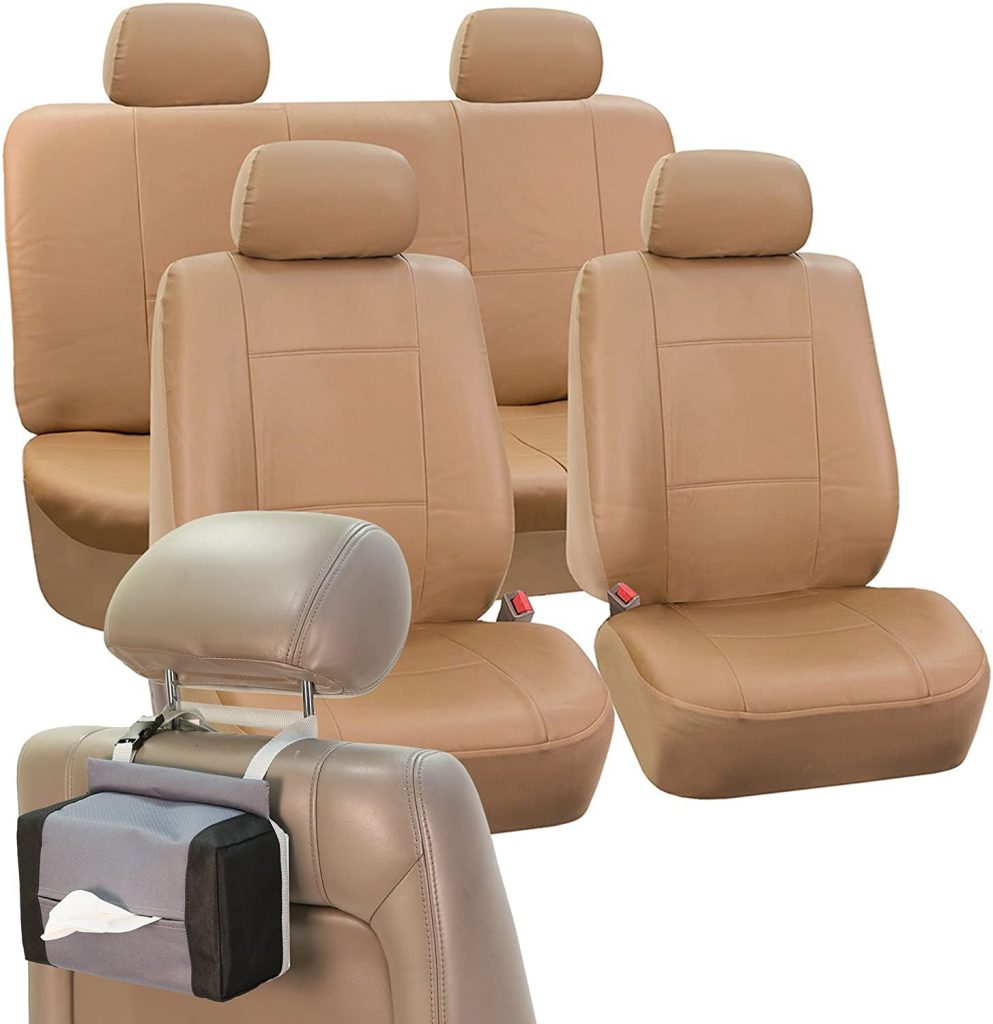 10 Best Leather Seat Covers For Honda Accord