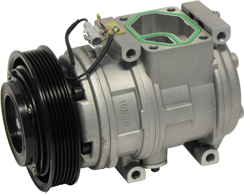 10 Best AC Compressors For Toyota Camry