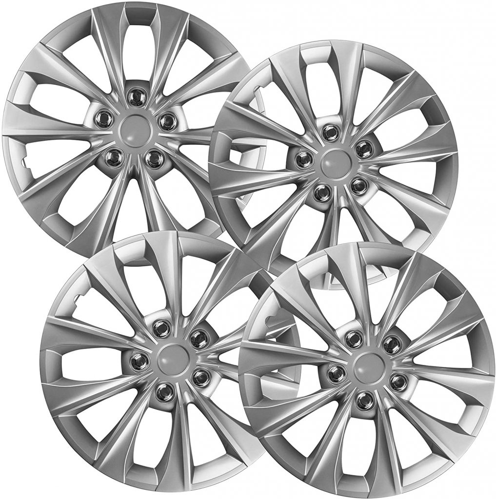 10 Best Hubcaps for Toyota Camry