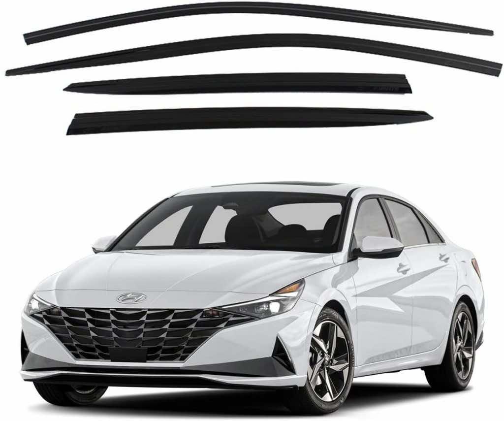 10 Best Visors For Hyundai Elantra