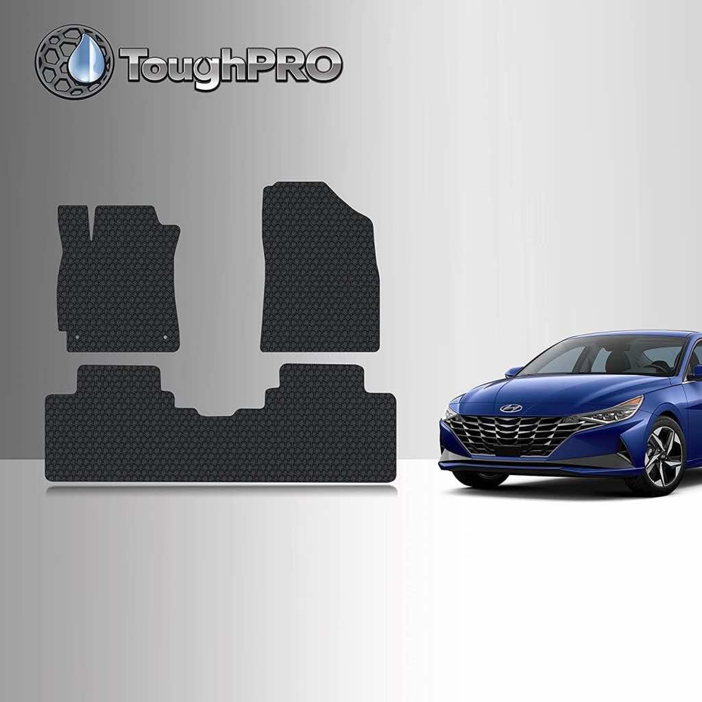 10 Best Rubber Car Mats For Hyundai Elantra