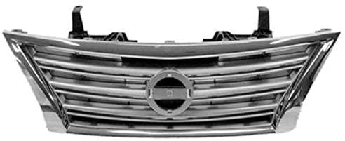 10 Best Front Grills For Nissan Sentra