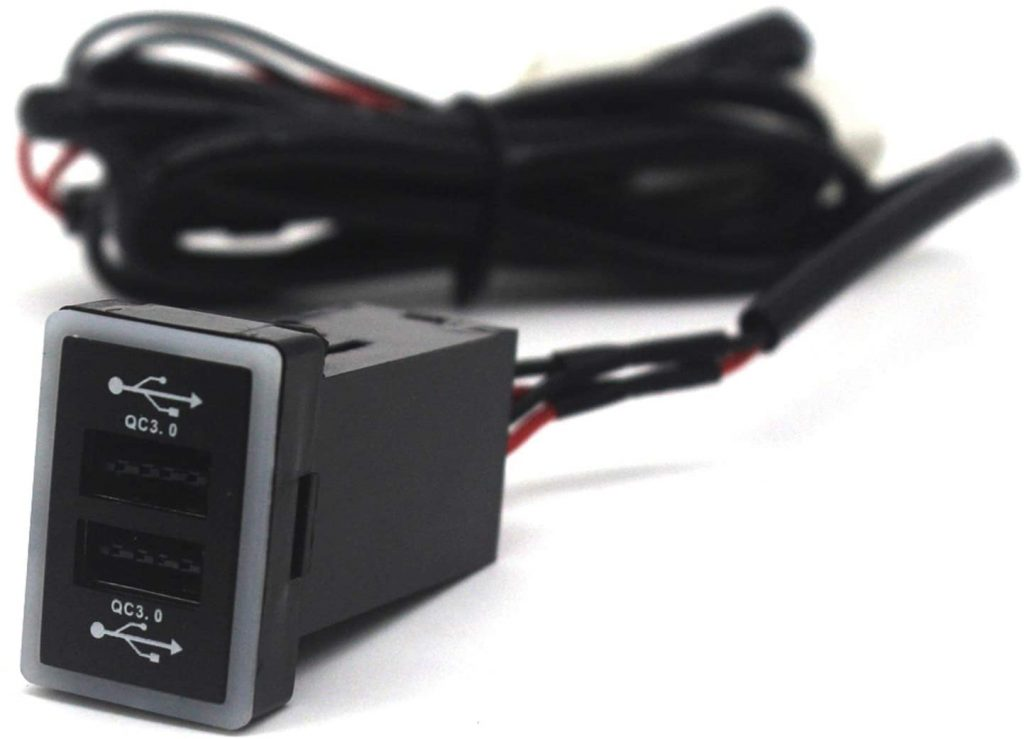 10 Best Car Chargers For Toyota RAV4