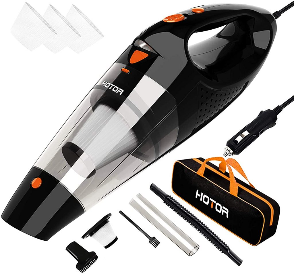 10 Best Car Vacuum Cleaners For Toyota RAV4