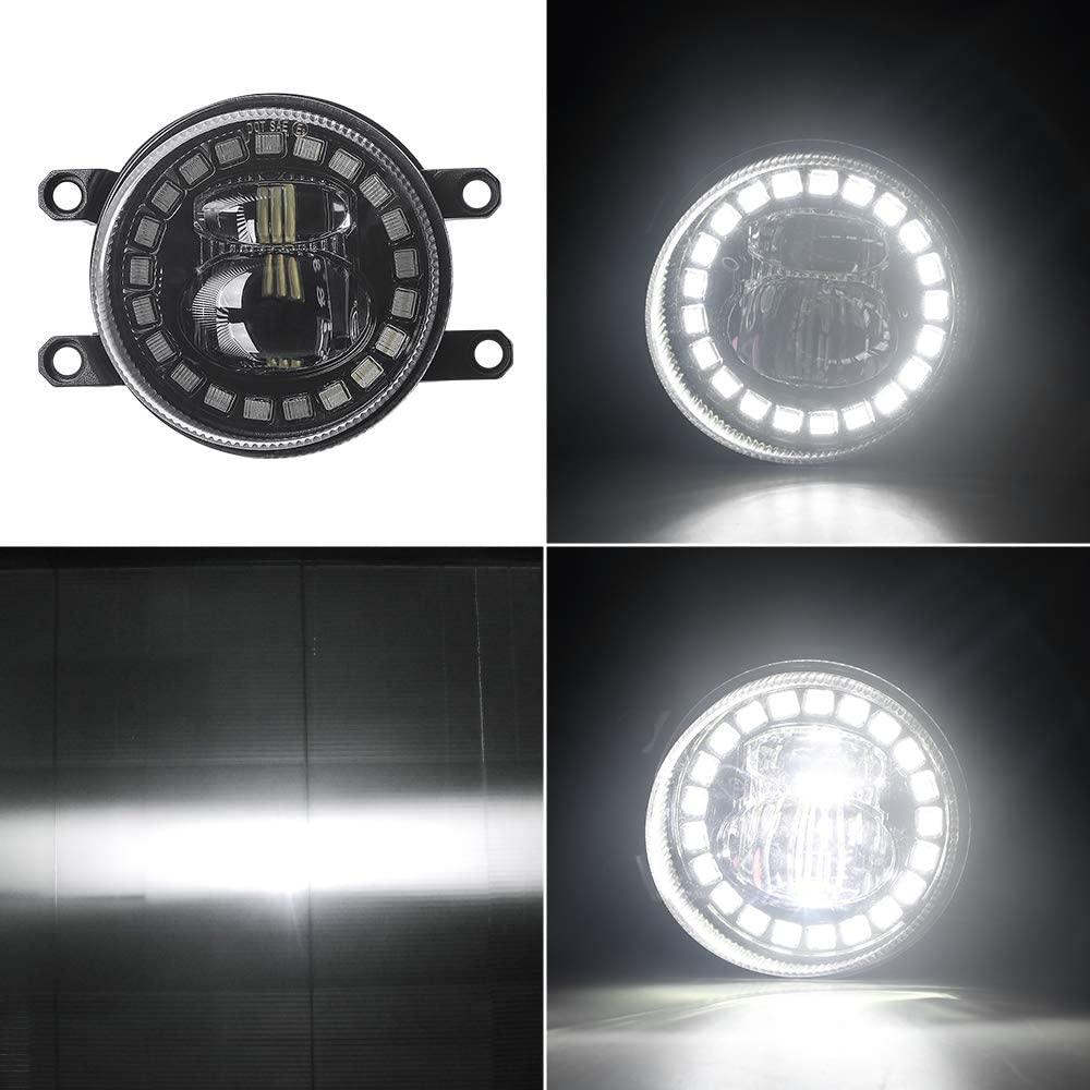 10 Best Fog Lights For Toyota RAV4