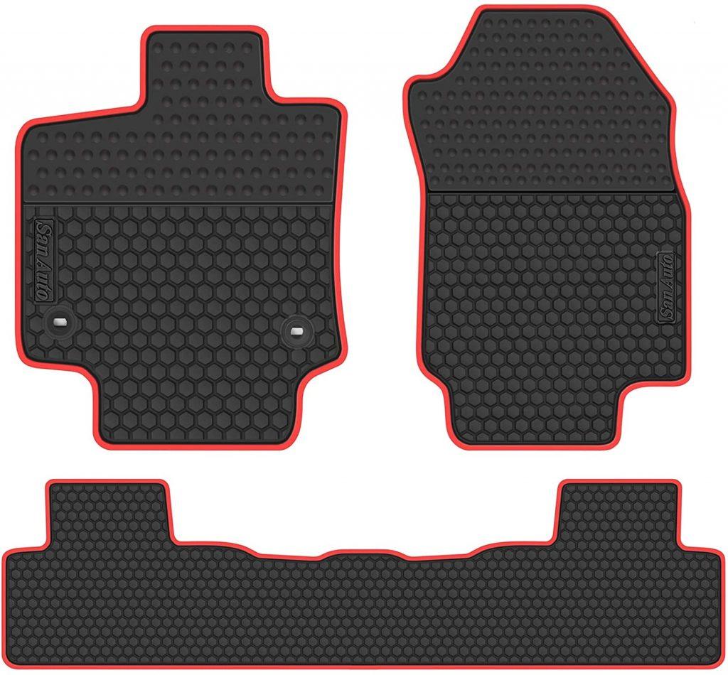 10 Best Rubber Car Mats For Toyota RAV4