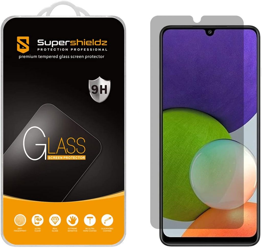 10 Best Screen Protectors For Samsung Galaxy F22
