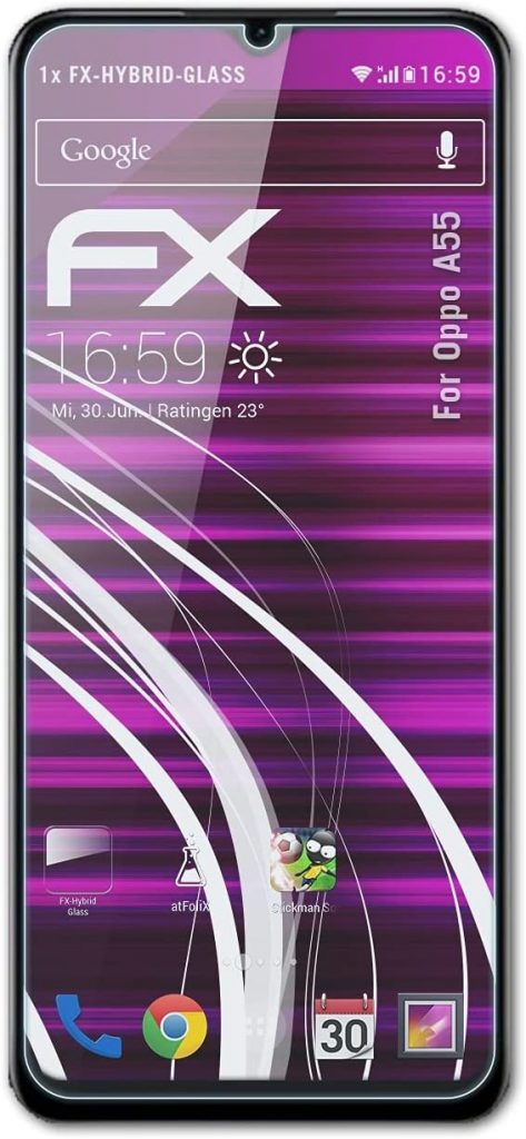 10 Best Screen Protectors For Oppo A55 5G