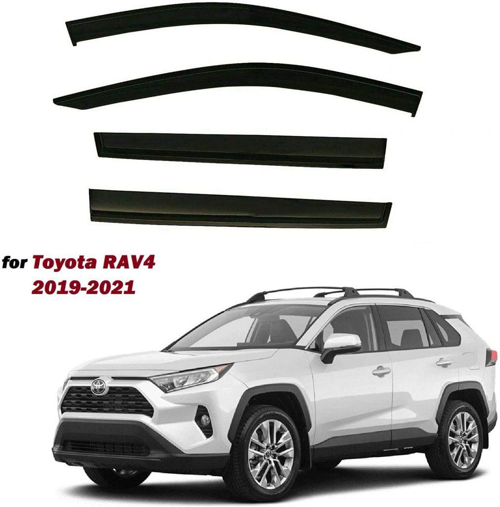 10 Best Visors For Toyota RAV4