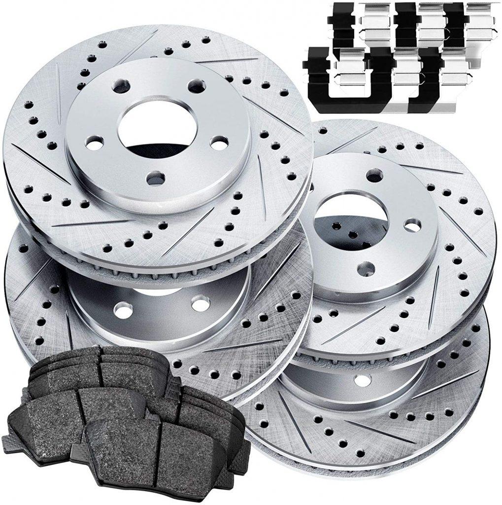 10 Best Brake Rotors For Honda CR-V