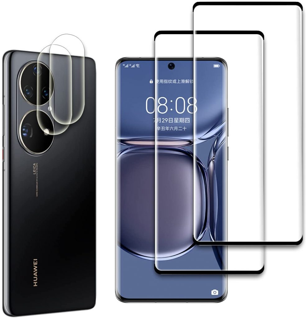10 Best Screen Protectors For Huawei P50 Pro