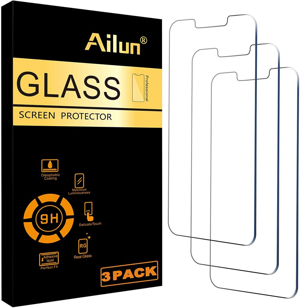 10 Best Screen Protectors For iPhone 13
