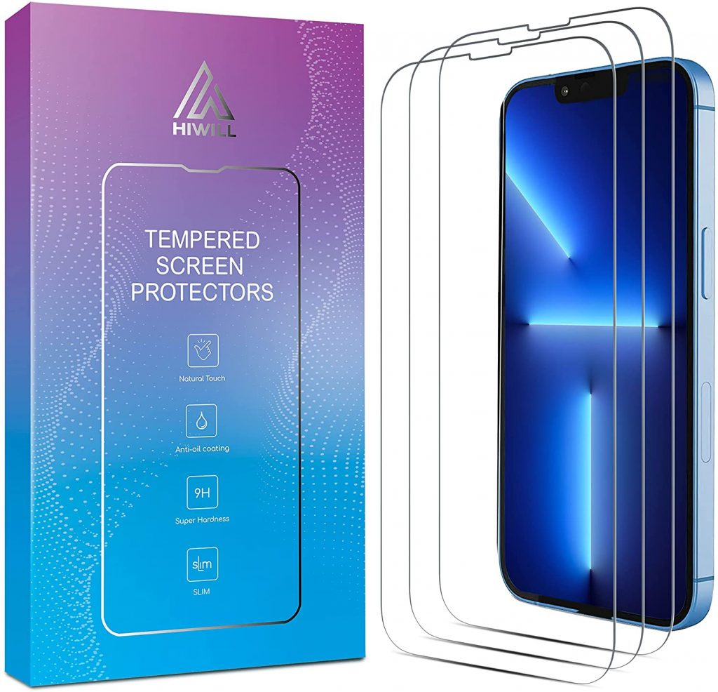 10 Best Screen Protectors For iPhone 13 Pro
