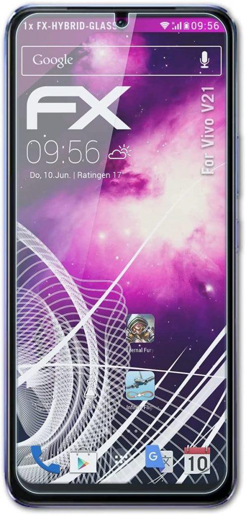 10 Best Screen Protectors For Vivo V21 5G