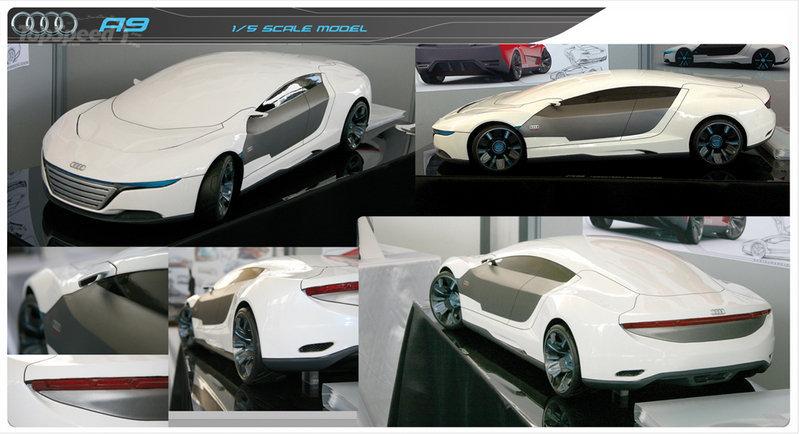 2010 Audi A9 Concept picture - doc362423