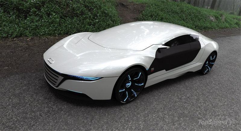 2010 Audi A9 Concept picture - doc362421