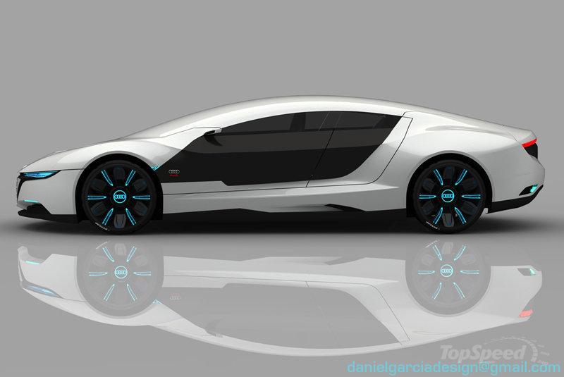 2010 Audi A9 Concept picture - doc362420