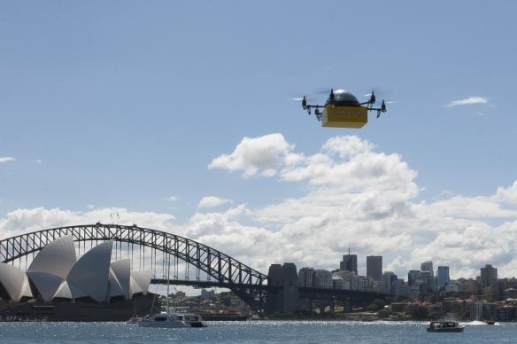 Sydney Flight
