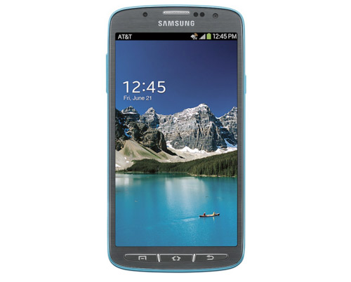 Samsung - Galaxy S 4 Active 4G LTE with 16GB Memory Mobile Phone (AT&T)