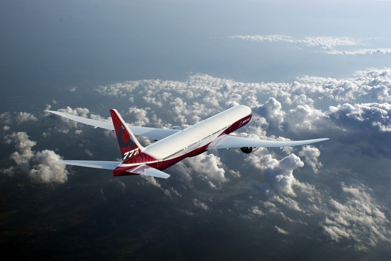 Boeing says the 777X will be the largest and most efficient twin-engine jet in the world