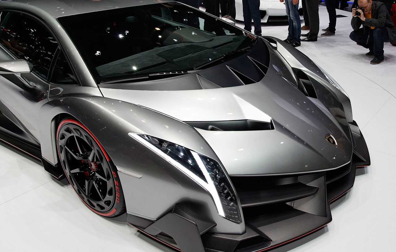 Lamborghini Unveils Its Ugliest Supercar For Million Dollars
