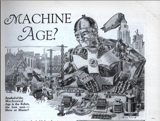 Humankind's future.