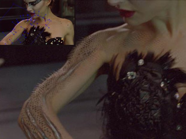 "Without motion tracking and visual effects in ""Black Swan"" ..."