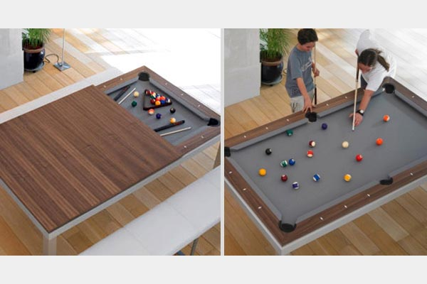 pool table making your own