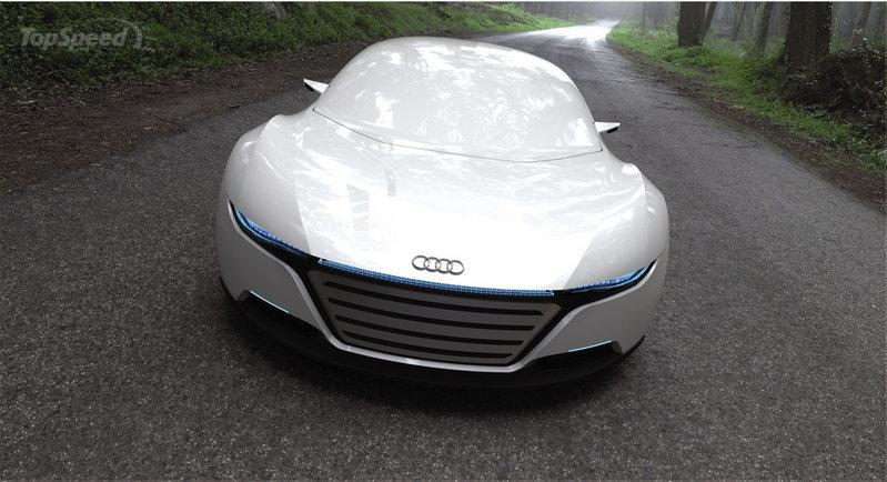 2010 Audi A9 Concept picture - doc362419