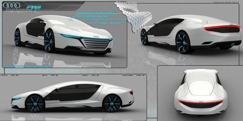 2010 Audi A9 Concept picture - doc362424