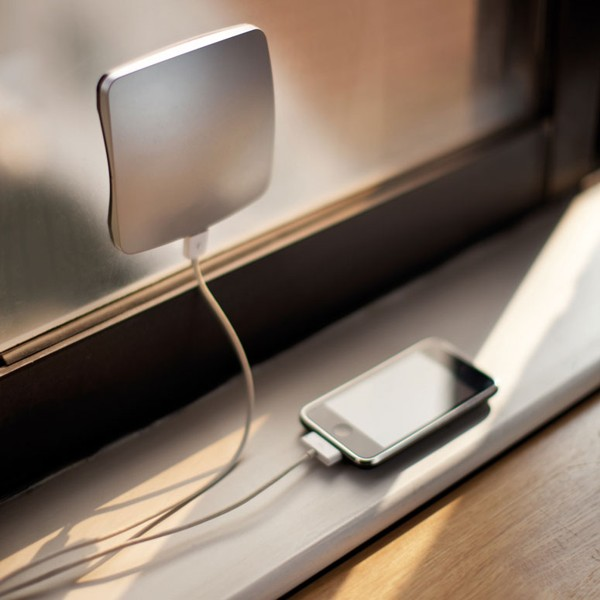 XDModo Solar Window Charger XDModo iPhone Solar Charger, Sticks Right To The Window!