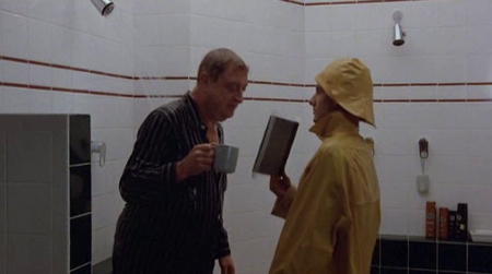 Coming up with all of your good ideas in the shower...